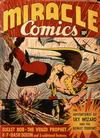 Cover for Miracle Comics (Hillman, 1940 series) #v1#4