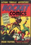 Cover for Rocket Comics (Hillman, 1940 series) #v1#1