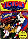 Cover for Victory Comics (Hillman, 1941 series) #v1#2