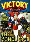 Cover for Victory Comics (Hillman, 1941 series) #3