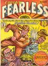 Cover for Captain Fearless Comics (Temerson / Helnit / Continental, 1941 series) #1
