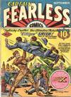 Cover for Captain Fearless Comics (Temerson / Helnit / Continental, 1941 series) #2