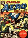 Cover for Captain Aero Comics (Temerson / Helnit / Continental, 1941 series) #v3#13 [15]