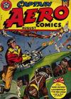 Cover for Captain Aero Comics (Temerson / Helnit / Continental, 1941 series) #v4#2 [16]