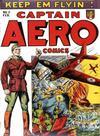 Cover for Captain Aero Comics (Holyoke, 1942 series) #v1#8 (2)