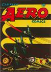 Cover for Captain Aero Comics (Temerson / Helnit / Continental, 1941 series) #22