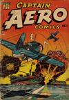 Cover for Captain Aero Comics (Temerson / Helnit / Continental, 1941 series) #23