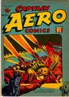 Cover for Captain Aero Comics (Temerson / Helnit / Continental, 1941 series) #25