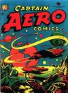 Cover for Captain Aero Comics (Temerson / Helnit / Continental, 1941 series) #26