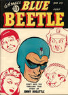 Cover for Blue Beetle (Holyoke, 1942 series) #23