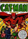 Cover for Cat-Man Comics (Holyoke, 1942 series) #v1#12 (7)