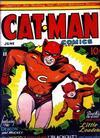 Cover for Cat-Man Comics (Holyoke, 1942 series) #v3#1 (11)