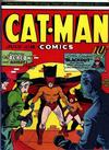 Cover for Cat-Man Comics (Holyoke, 1942 series) #v3#2 (12)