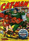 Cover for Cat-Man Comics (Holyoke, 1942 series) #v3#5 (15)