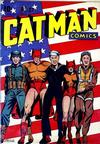 Cover for Cat-Man Comics (Temerson / Helnit / Continental, 1941 series) #27
