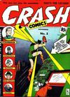 Cover for Crash Comics Adventures (Temerson / Helnit / Continental, 1940 series) #5