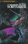 Cover for Gene Wolfe's The Shadow of the Torturer (Innovation, 1991 series) #1
