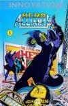 Cover for Hero Alliance (Innovation, 1989 series) #1