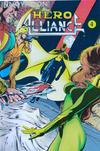 Cover for Hero Alliance (Innovation, 1989 series) #4