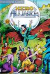 Cover for Hero Alliance (Innovation, 1989 series) #10