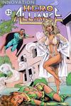 Cover for Hero Alliance (Innovation, 1989 series) #12