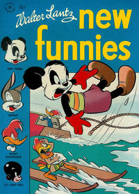 Cover Thumbnail for Walter Lantz New Funnies (Dell, 1946 series) #125