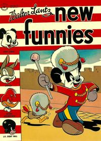 Cover Thumbnail for Walter Lantz New Funnies (Dell, 1946 series) #126