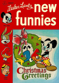 Cover Thumbnail for Walter Lantz New Funnies (Dell, 1946 series) #131
