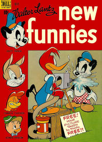 Cover Thumbnail for Walter Lantz New Funnies (Dell, 1946 series) #135