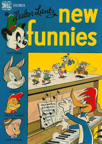 Cover Thumbnail for Walter Lantz New Funnies (Dell, 1946 series) #142