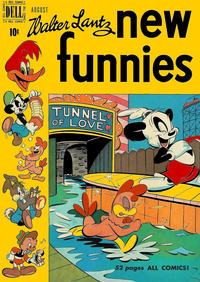 Cover Thumbnail for Walter Lantz New Funnies (Dell, 1946 series) #162