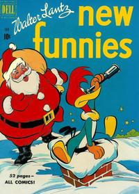 Cover Thumbnail for Walter Lantz New Funnies (Dell, 1946 series) #167