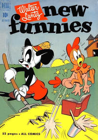 Cover Thumbnail for Walter Lantz New Funnies (Dell, 1946 series) #176