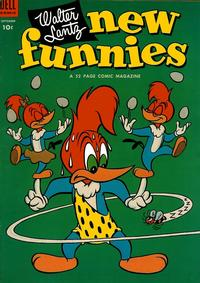 Cover Thumbnail for Walter Lantz New Funnies (Dell, 1946 series) #199