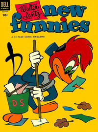 Cover Thumbnail for Walter Lantz New Funnies (Dell, 1946 series) #200