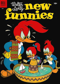 Cover Thumbnail for Walter Lantz New Funnies (Dell, 1946 series) #219