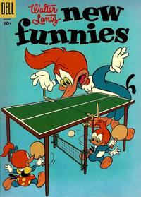 Cover Thumbnail for Walter Lantz New Funnies (Dell, 1946 series) #222