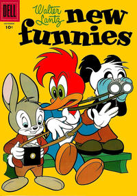 Cover Thumbnail for Walter Lantz New Funnies (Dell, 1946 series) #225