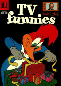 Cover Thumbnail for Walter Lantz New Funnies (Dell, 1946 series) #262
