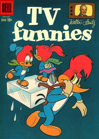 Cover Thumbnail for Walter Lantz New Funnies (Dell, 1946 series) #264