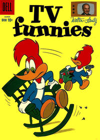 Cover Thumbnail for Walter Lantz New Funnies (Dell, 1946 series) #265