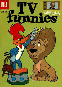 Cover Thumbnail for Walter Lantz New Funnies (Dell, 1946 series) #267