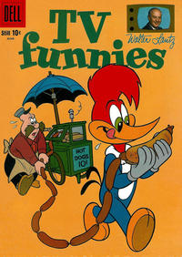 Cover Thumbnail for Walter Lantz New Funnies (Dell, 1946 series) #268