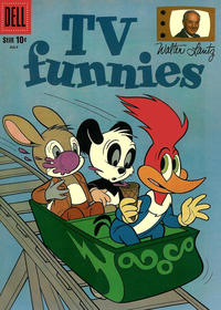 Cover Thumbnail for Walter Lantz New Funnies (Dell, 1946 series) #269