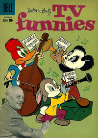 Cover Thumbnail for Walter Lantz New Funnies (Dell, 1946 series) #271