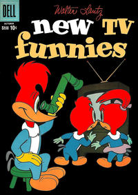 Cover Thumbnail for Walter Lantz New Funnies (Dell, 1946 series) #272