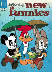 Cover Thumbnail for Walter Lantz New Funnies (Dell, 1946 series) #275
