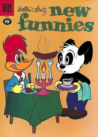 Cover Thumbnail for Walter Lantz New Funnies (Dell, 1946 series) #282