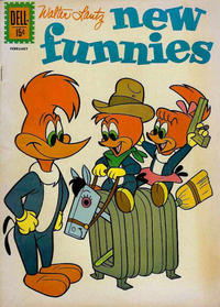 Cover Thumbnail for Walter Lantz New Funnies (Dell, 1946 series) #287