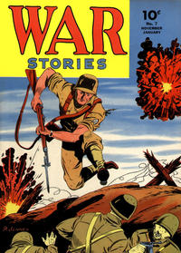 Cover Thumbnail for War Stories (Dell, 1942 series) #7